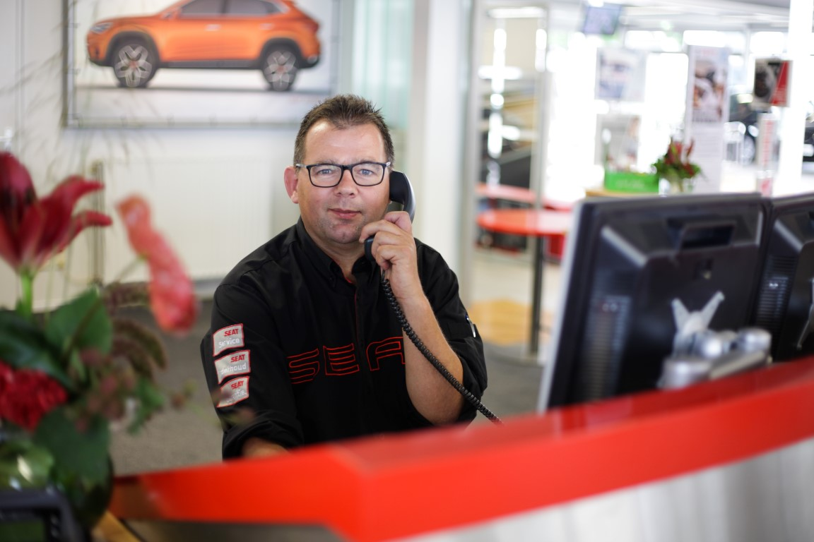 Albert Knol After Sales Manager