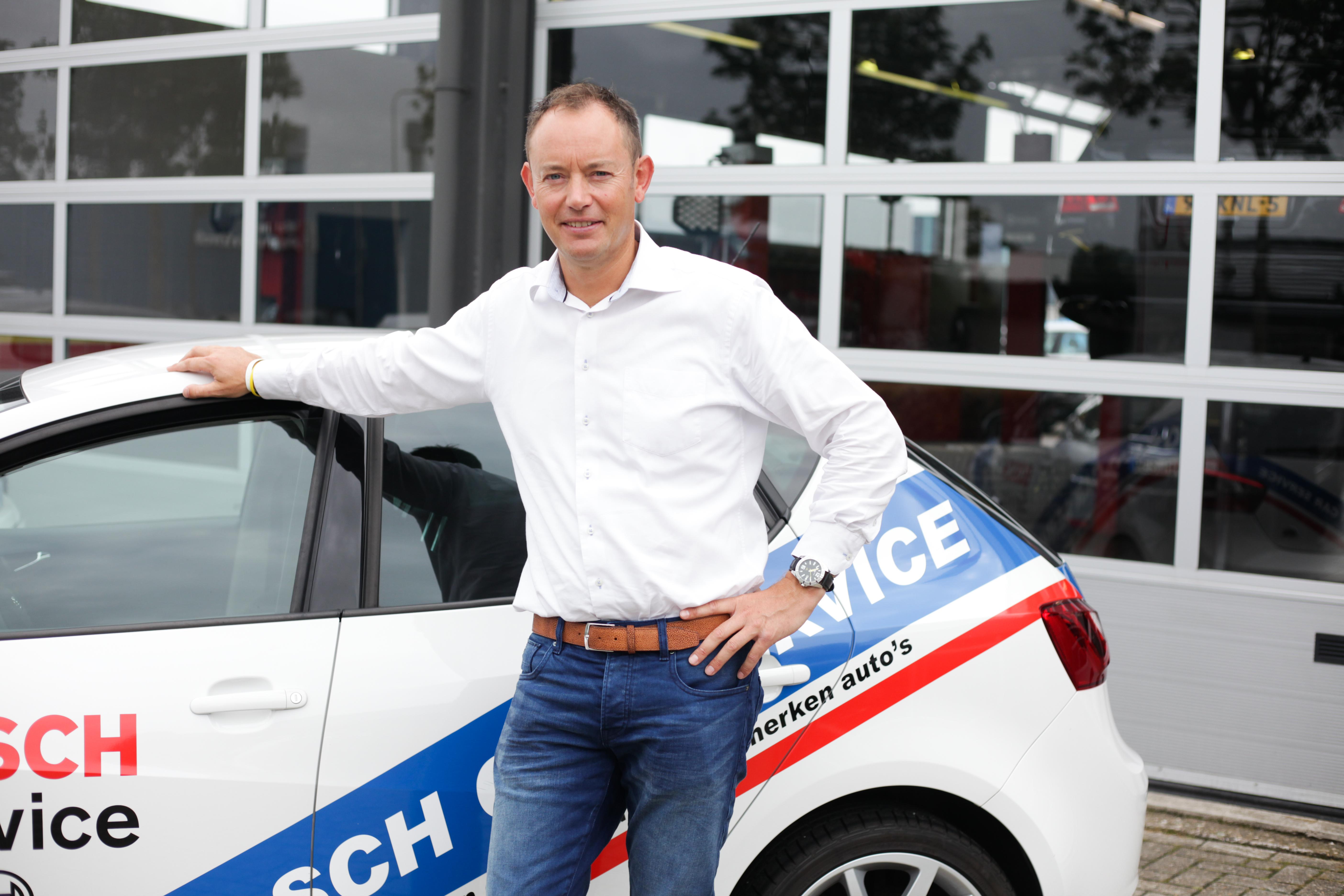 Autobedrijf Jan Kok Bedrijfsleiding