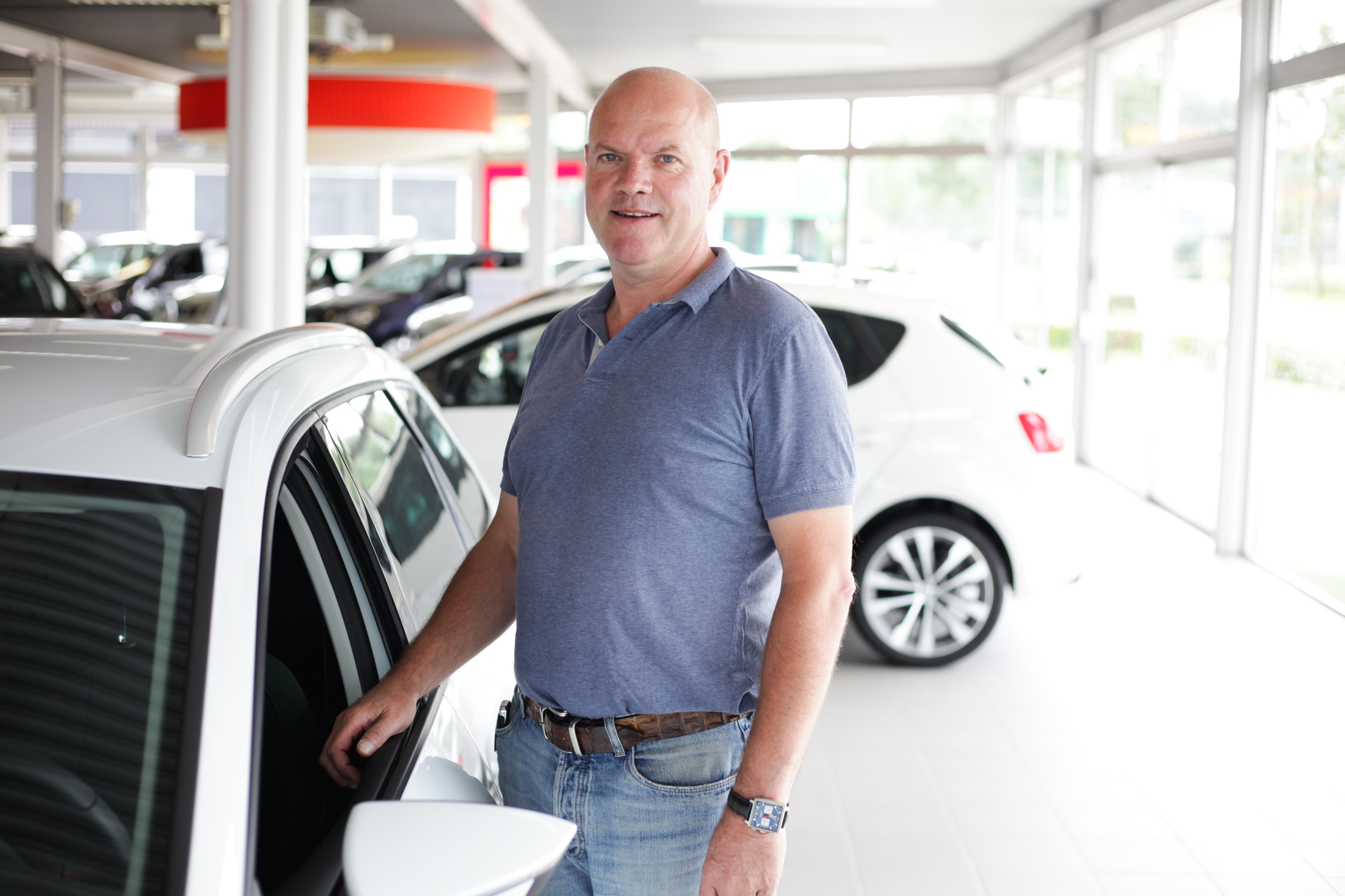 Autobedrijf Jan Kok Eigenaar