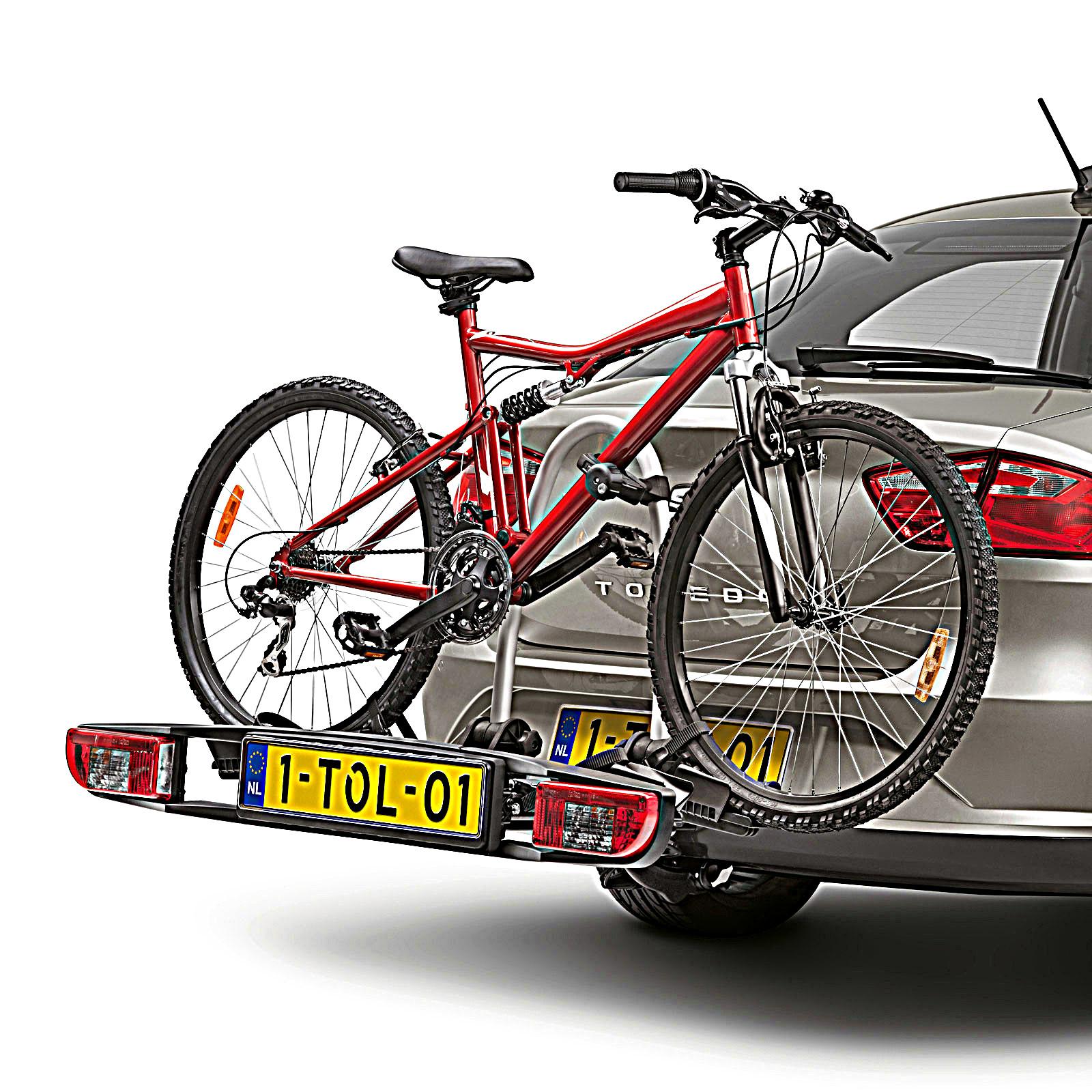 SEAT originele fietsendrager voor zware fietsen. Van € 549,- voor € 449,-