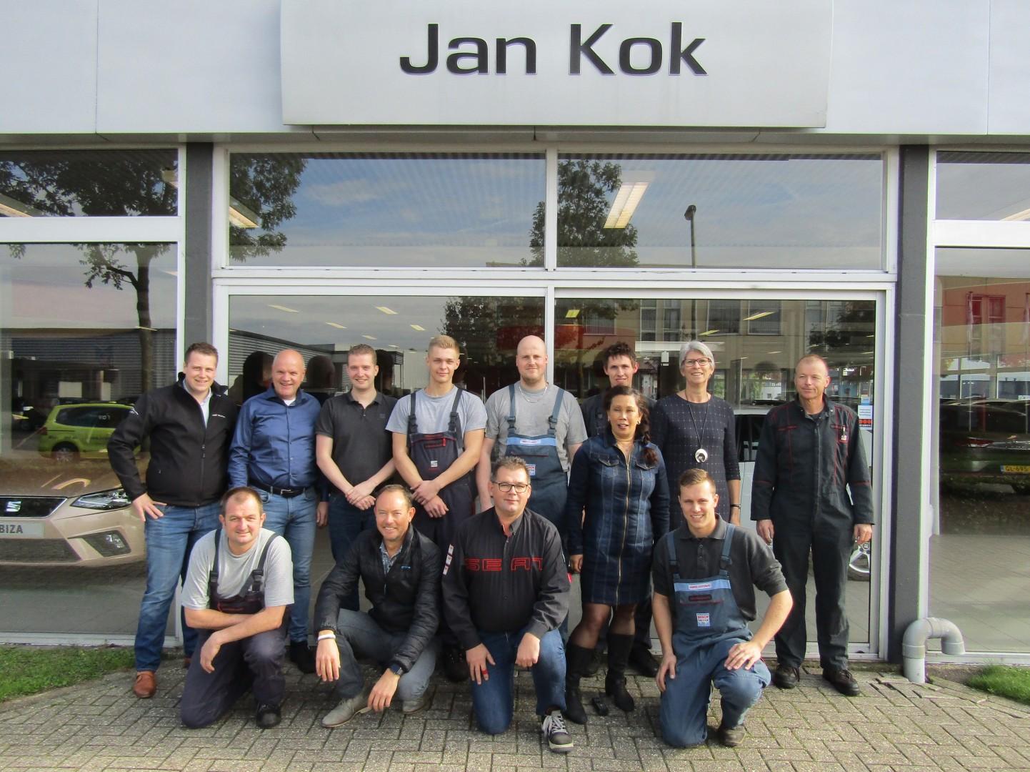 Team_Autobedrijf_Jan_Kok
